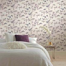 DPR; bedroom; nightstand; pillow; bed; clock; vase; book; flower; ON1608